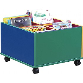 Multi Coloured Mobile Kinderbox £0 - Education Furniture