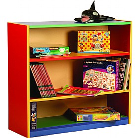 Multi Coloured Bookcases £0 - Education Furniture