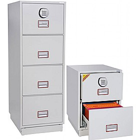 Phoenix 2240 Series Excel Firefile Filing Cabinets £0 - Burglary / Fire Safes