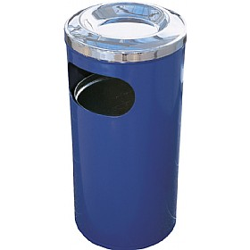 Ash / Litter Bin With Recessed Top - 37 Litre £0 - Office Furnishings