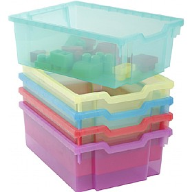 Gratnells Jelly Bean Deep Trays - Minimum Quantity 8 £5 - Education Furniture