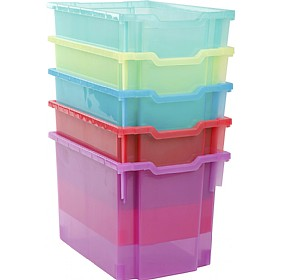 Gratnells Jelly Bean Jumbo Trays - Minimum Quantity 6 £0 - Education Furniture
