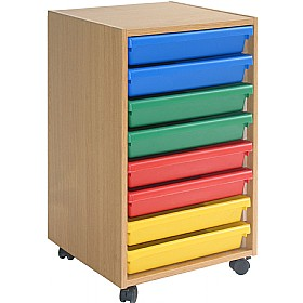8 Tray A3 Paper Art Storage Unit £0 -