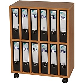 A4 Lever Arch Literature Sorter £0 - Education Furniture