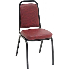 Banquet Lexaire Vinyl Chairs (Pack of 4) £44.5 - Office Chairs