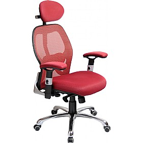 Ergo-Tek Wine Mesh Manager Chair £139 -
