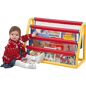 3 Pocket Book Display £0 - Education Furniture