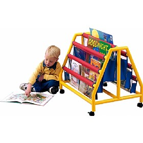 6 Pocket Book Display Unit £0 - Education Furniture