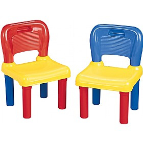 Childrens Chairs (Pair) £0 - Education Furniture