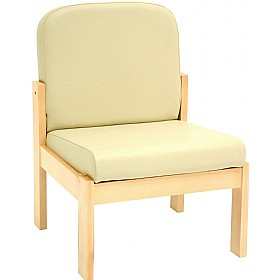 Langdale Sierra Vinyl Reception Chairs £230 - Reception Furniture