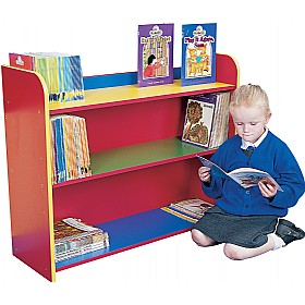 3 Shelf Bookcase £151 - Education Furniture