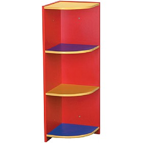 Modular Book Box Corner Unit £0 - Education Furniture