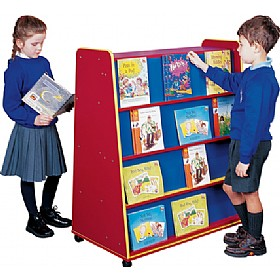 Mobile Book Unit £0 - Education Furniture