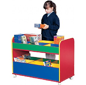 Mobile Double Decker £222 - Education Furniture