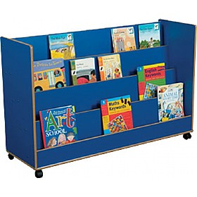 Midi Book Display Unit £0 - Education Furniture