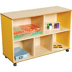 Small Straight Storage Unit £0 - Education Furniture