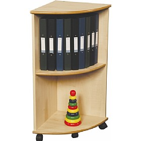 Corner Storage Unit £0 - Education Furniture