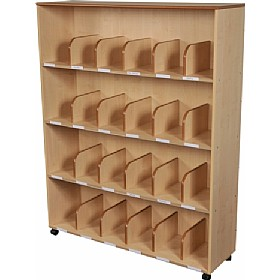 Adult Bookcase £0 - Education Furniture