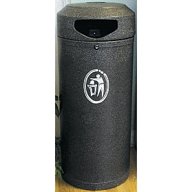Continental Litter Bins £205 - Office Furnishings