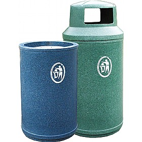 Universal Litter Bins £0 - Office Furnishings