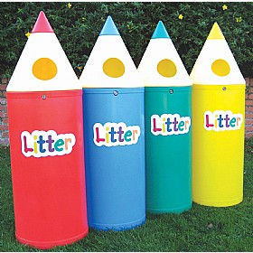 Pencil Litter Bin Packs £0 - Education Furniture