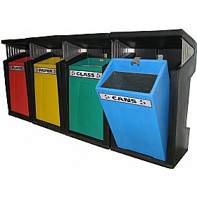 Provincial Recycling Bins £0 - Office Furnishings