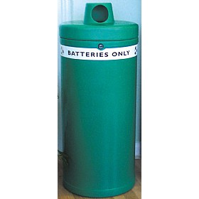 Battery Recycling Bin 'Batteries Only' £0 - Office Furnishings