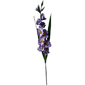 Single Stem Gladioli - Lilac £0 - Office Furnishings