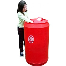 Drinks Can Litter Bins £241 - Education Furniture