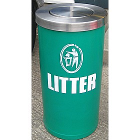 Colonial Litter Bins £0 - Office Furnishings