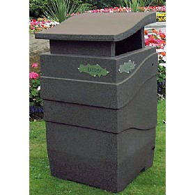 Imperial Litter Bins £0 - Office Furnishings