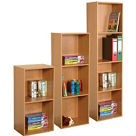 Modular Storage Unit Bookcases £0 - Education Furniture