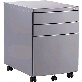Linear Steel Mobile Pedestals £174 - Office Desks