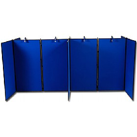 Jumbo Slimflex Exhibition 10 Panel Kit £565 - Display/Presentation