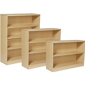Linear Office Bookcases £166 - Office Desks