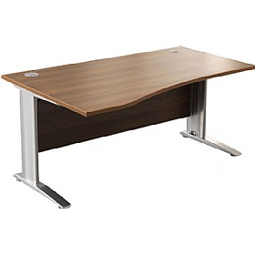 Eden Wave Desks £181 - Office Desks