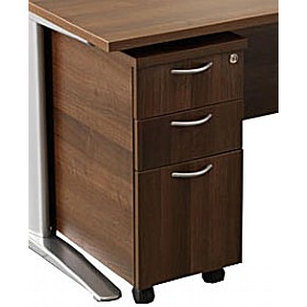 Eden Slimline Mobile Pedestals £158 - Office Desks