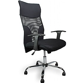 Beaufort Shirt Tail Mesh Task Chair £73 - Office Chairs