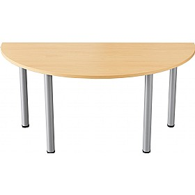 Braemar Semi Circular Meeting Tables £188 - Meeting Room Furniture