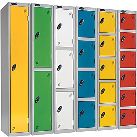 Premium Lockers With ActiveCoat £71 - Education Furniture