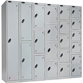 Quicksilver lockers £0 - Education Furniture