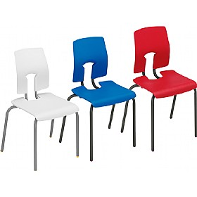 SE Classic Ergonomic Classroom Chairs £0 - Education Furniture