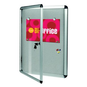 Bi-Office Combo Net Display Case £128 - Display/Presentation