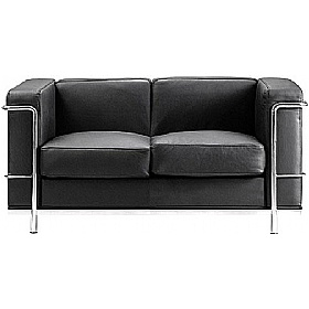 Bombay Reception 2 Seat Sofa £624 - Reception Furniture