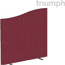 Triumph Everyday Freestanding Wave Partition Screens £127 - Office Screens