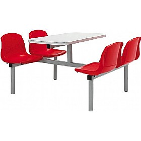 Poly Canteen Units £255 - Bistro Furniture