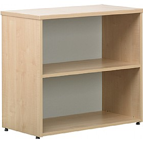 NEXT DAY Solar Plus Desk High Bookcases £94 - Next Day Office Furniture