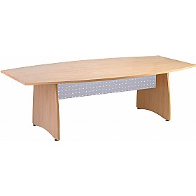 NEXT DAY Solar Plus Barrel Boardroom Tables £388 - Next Day Office Furniture