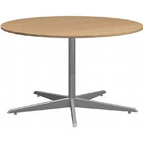 NEXT DAY Solar Contract Round Meeting Tables £154 - Next Day Office Furniture