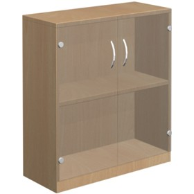 NEXT DAY Infinite 1 Shelf Unit - Combination 2 £182 - Office Cupboards